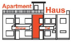 Apartment-Haus Logo - Zimmer frei