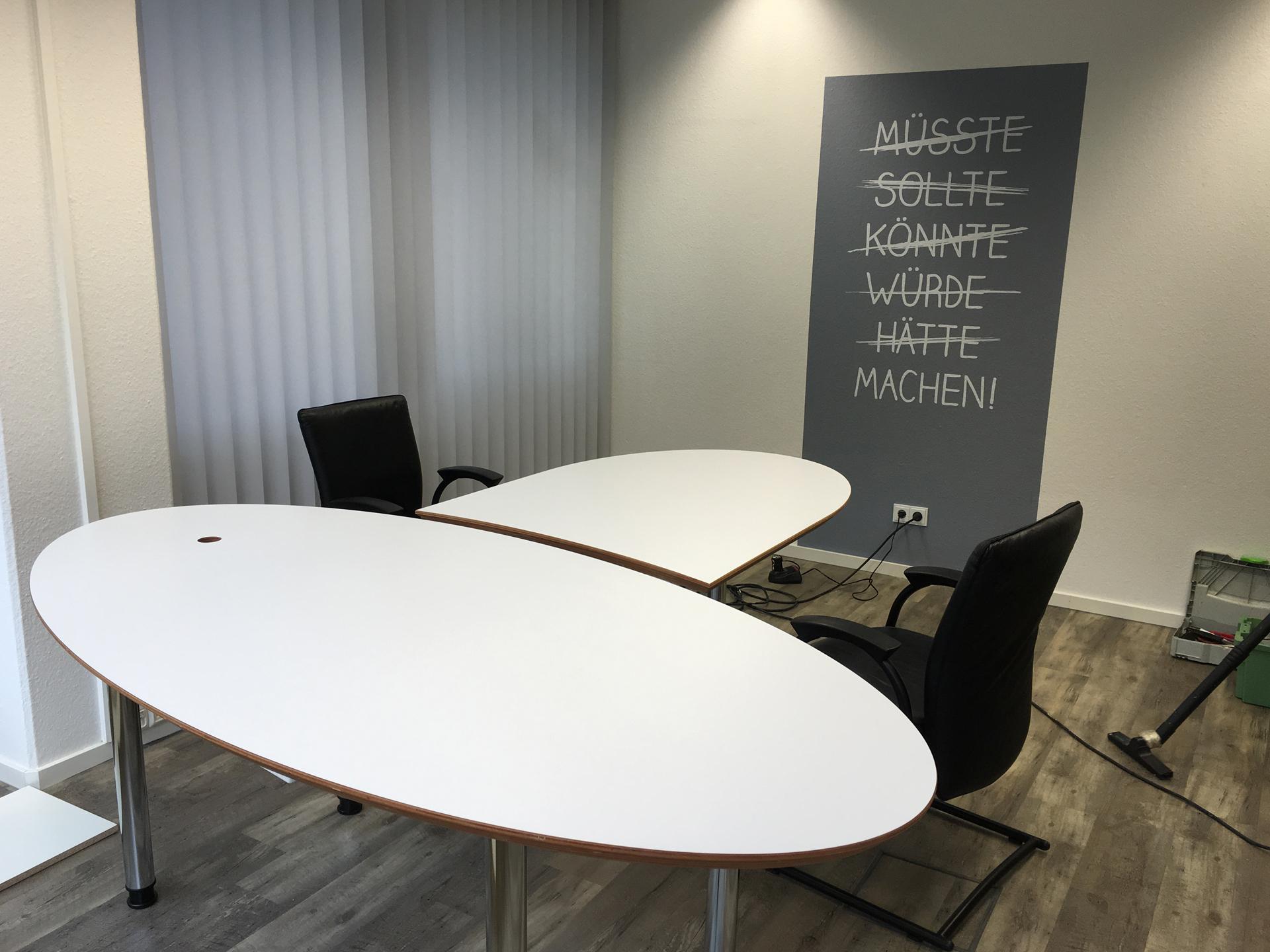 Schreiner-Hub GmbH Besprechungsraum - Einfach MACHEN