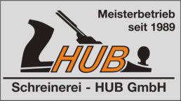 Schreinerei-HUB GmbH | Schreiner & Tischler Logo