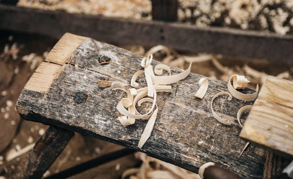 Schreinerei HUB GmbH - Tischler Holzspäne